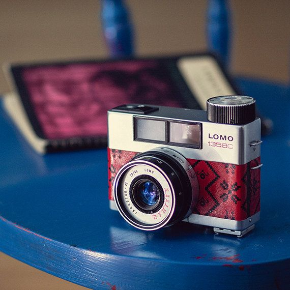 Lomo 135BC f:2.8 functional vintage 35mm film by FolkCamera