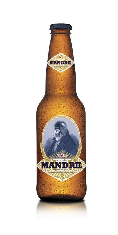 Mandril Beer 33cl.