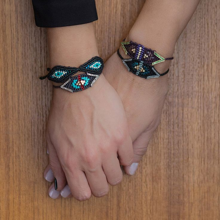 Zoe Kompitsi | Green Tsavorites Bracelet