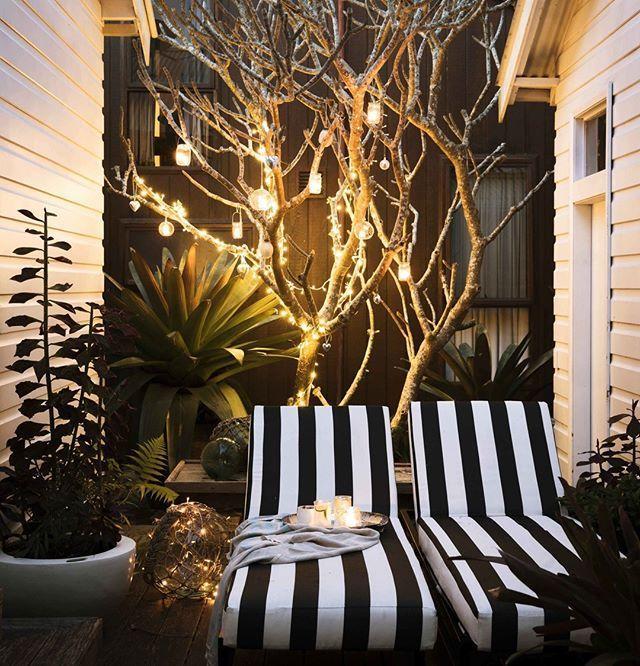 Outdoor Lighting Lighting Outdoor Balconydecor Romantische Garten Garten Garten Und Outdoor