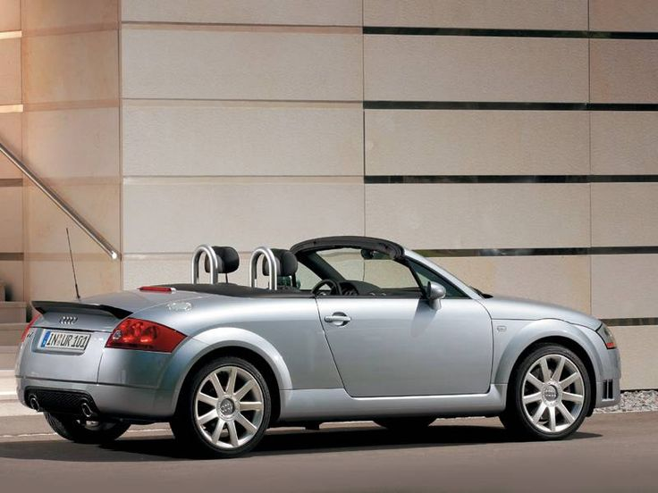Audi TT Roadster 3.2 quattro, 2005