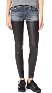 New R13 Leather Chap Jeans online. Enjoy the absolute best in Camilla Clothing from top store. Sku jqxe14451iykp91260