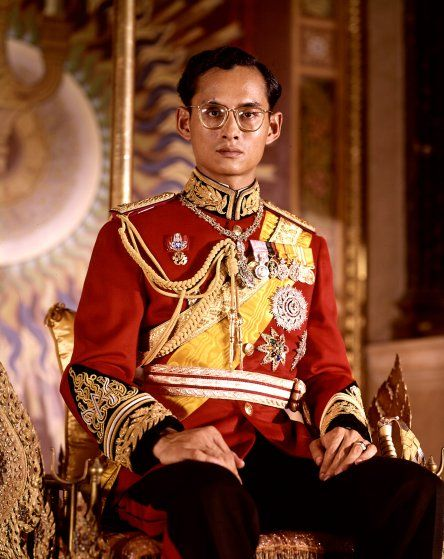 Thailand's King Bhumibol Adulyadej, 1960. {Thailand's King Bhumibol Adulyadej has died at 88, the palace announced Oct. 13, bringing an end to the rule of the world's longest-reigning monarch.}