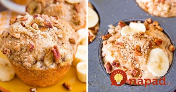 15 nejlepších receptů na muffiny