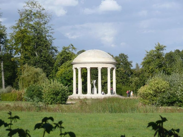 Chateau De Versailles Gazebo Style Folly Follies And