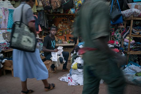 For Dignity And Development East Africa Curbs Used Clothes Imports Second Hand Clothes Shopping Outfit East Africa