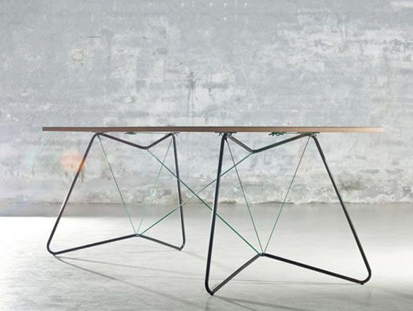 Table on a string by OK design