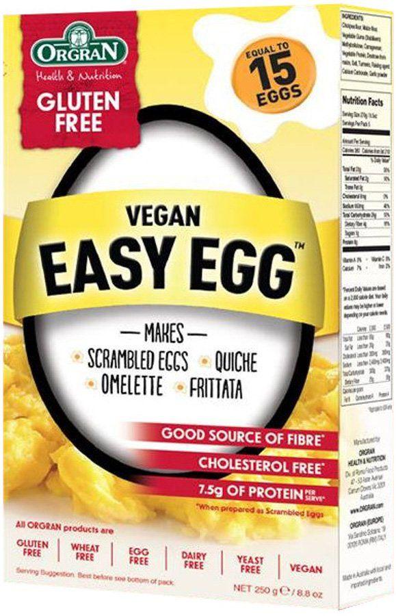 Orgran Vegan Easy Egg - 250g - Orgran - Ethical Superstore