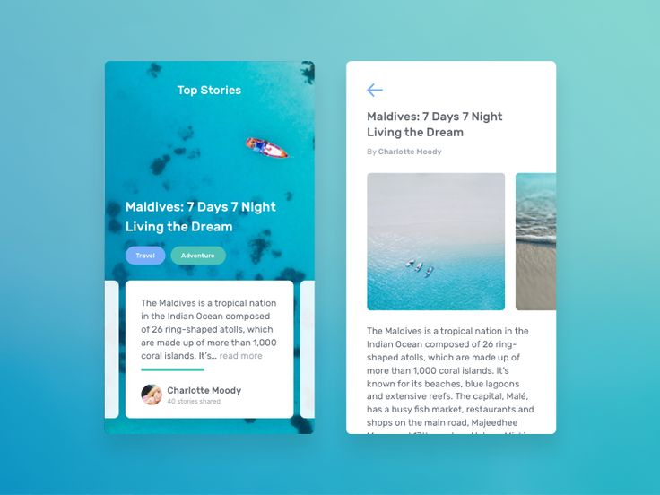 Blog Post by Armas B #Design Popular #Dribbble #shots
