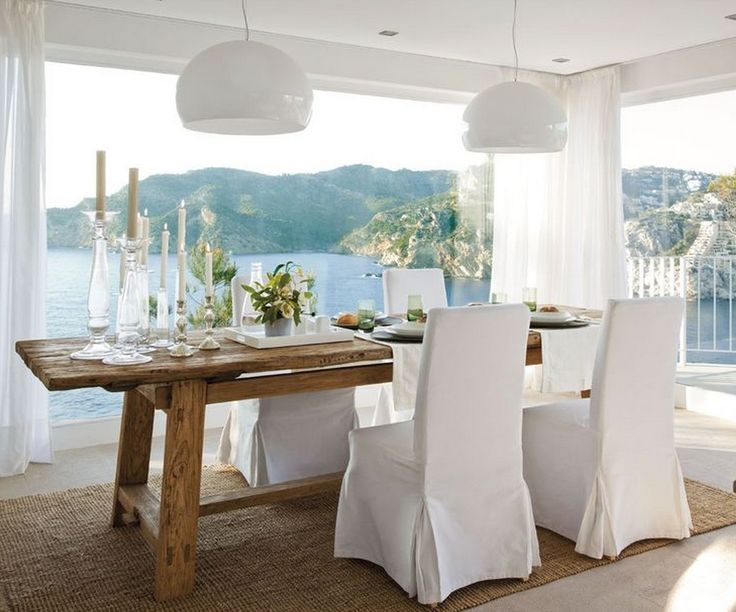 Dream Home Inspiration  my favorite homes by the water  Nautical  StyleCoastal StyleDining Room DesignDream HousesLake HousesBeautiful Homes Most  206 best Dining Spaces images on Pinterest   Dining room  Room and  . Most Beautiful Dining Room Pictures. Home Design Ideas
