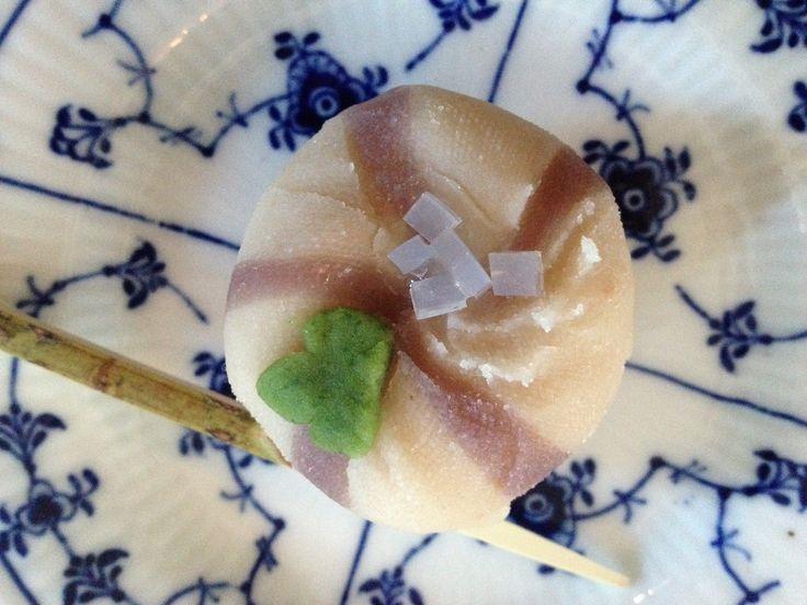 Okashi made by Ulla Conrad. Absolutely delicious!