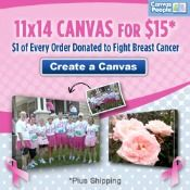 Photo Canvas Deal from Canvas People – 11×14 only $15.00! We have another HOT deal from Canvas People for you this morning! Right now you can score an 11×14″ Canvas for only $15! ...