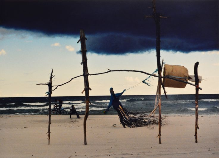 "Yury Ermolenko, ""STORM HARBINGER"" (Land art project ""Baltic - Hel""), 2003, Hel Peninsula, Baltic Sea, Poland #YuryErmolenko #юрийермоленко #ЮрийЕрмоленко #yuryermolenko #юрiйєрмоленко #ЮрiйЄрмоленко #юрийермоленкохудожник #landart #balticsea #sea #sky #amazing #RapanStudio #photo #photography #metaphysics #metaphysical #philosophy #installation #лэндарт #инсталляция #art #contemporaryart #modernart #magic #texture #лэндарт #poland #hel #helpeninsula #artproject #искусство #creative"