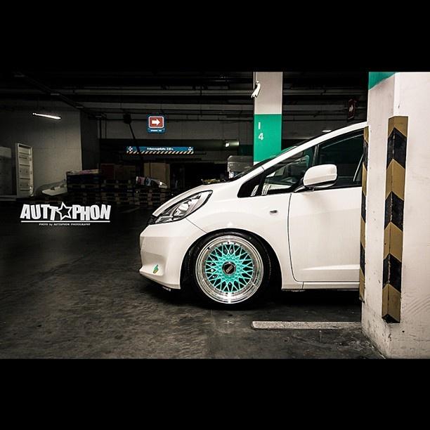 Thai #HondaJazz #HondaFit #GE8 Instagram photo by @thailand_carstyle (thailand_carstyle)   Statigram
