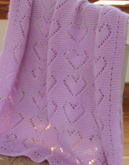 Kalp Desenli Pembe Bebek Battaniyesi Bebek Battaniyesi Ve Takımları Örgü Bebek örgüleri Bebek Battaniyesi Ve Takımları Modelleri