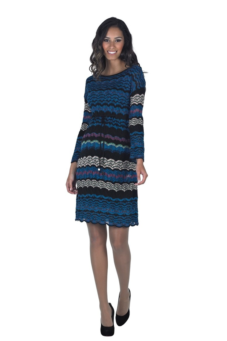 M missoni long sleeve knit empire dress maternity style pinterest maternity clothing Fashion and style by vanja m facebook