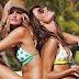 Nueva colección de bikinis y trajes de baño de la marca de lencería para mujeres Victoria's Secret...