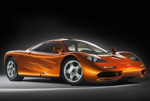 Elon Musk's New McLaren F1 - Business Insider