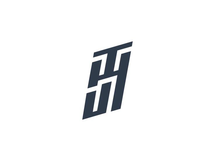 'JH' Logo by Ben Dempsey - Dribbble