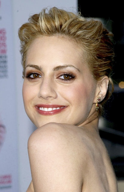 Brittany Murphy-Brittany Murphy's untimely death was caused by pneumonia with secondary factors of iron-deficiency anemia and multiple drug intoxication. The actress was 32.