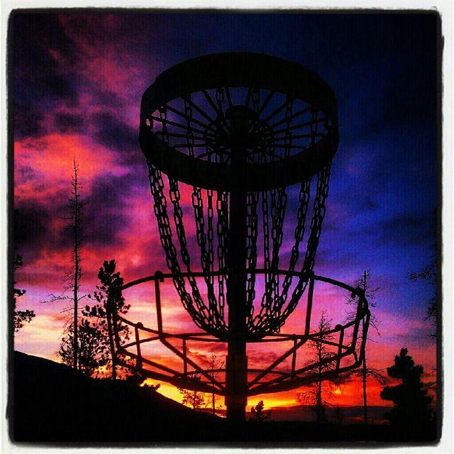 Peak One Disc Golf Course, Frisco CO WOW