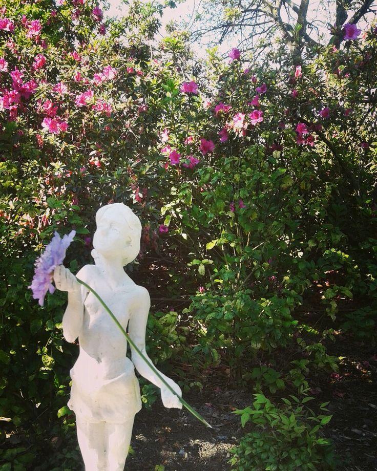 GvEck sculpture garden