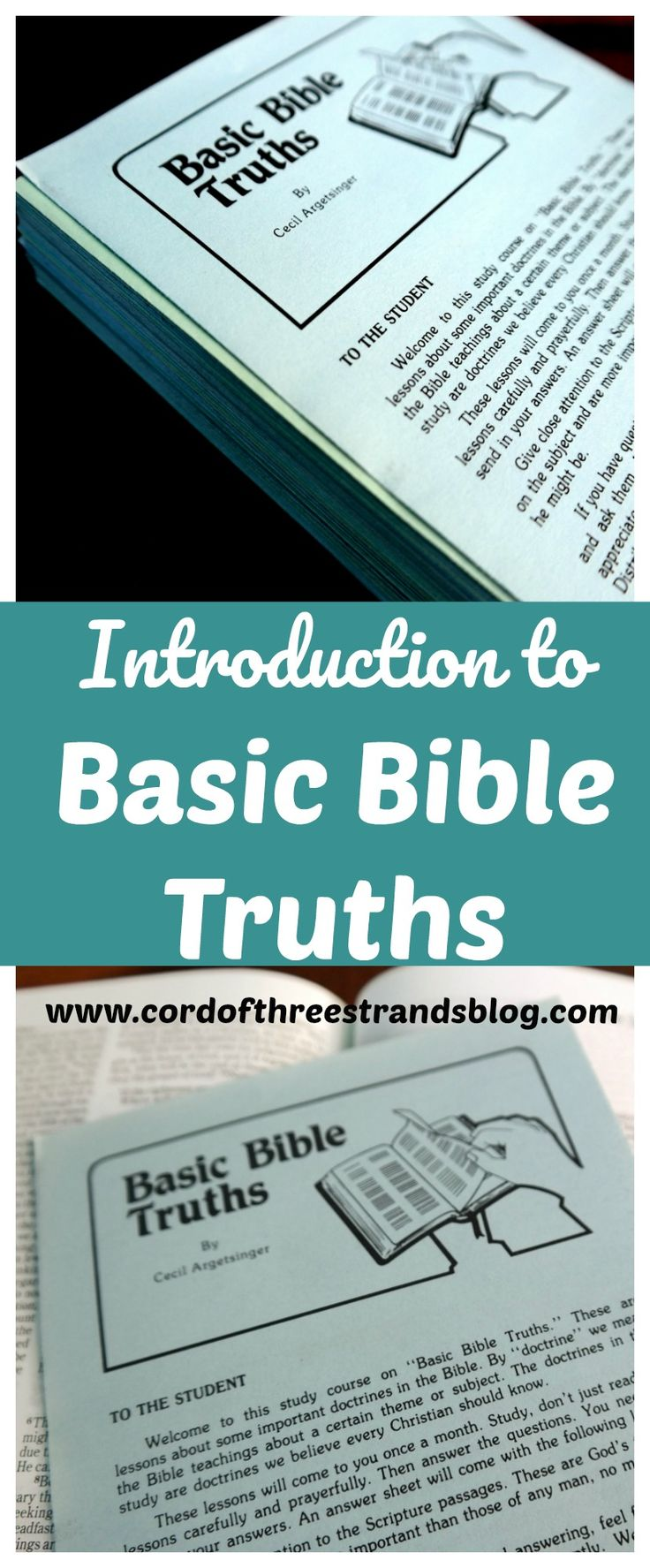 50 lessons that discuss basic Bible truths such as who wrote it and why it is such a revelation. Journey with me as we...