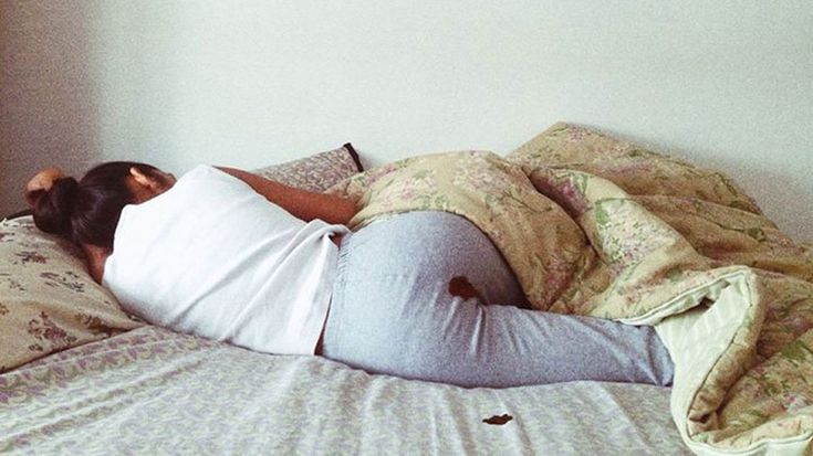 Woman gets Instagram to accept periods are normal after her photo is removed…