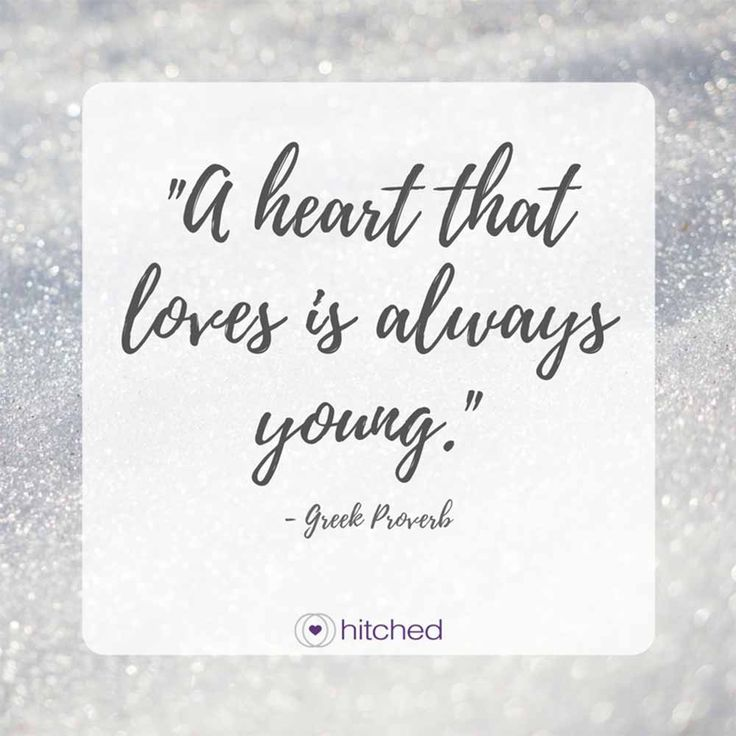 Quotes About Young Marriage: 25+ Best Ideas About Young At Heart On Pinterest