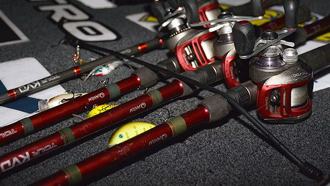 Major League Fishing | 3 Keys to Winning the Fall Bass Fishing Game