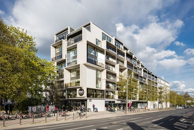 Paragon Apartments, © Tobias Hein