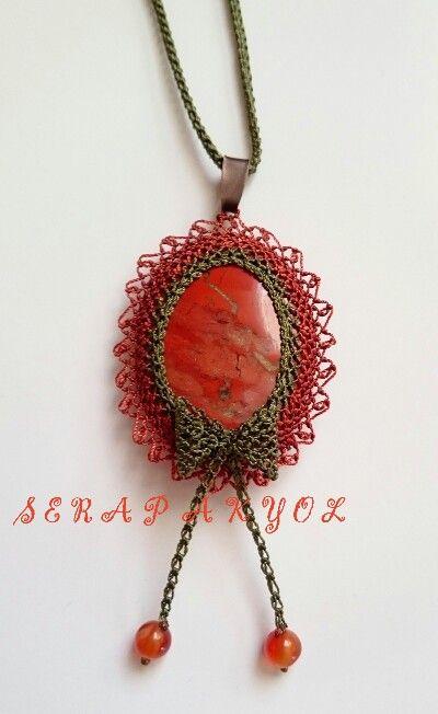 #kolye #iğneoyaları #necklace