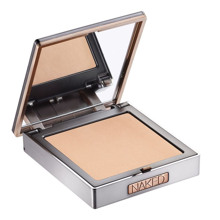 Urban Decay Naked Skin Ultra Definition Pressed Powder, This powder it's amazing it does what it says you do get a demi-mate finish (very slight luminosity) which I love in my personal opinion I don't like matte powders specially when you are over 35 and have dry skin, to me UD powder is worth it! Love it!