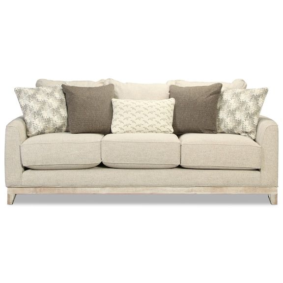 The Waikiki Sofa Is Manufactured Packaged And Shipped From California With Great Design Features That Boasts A Spacious Seating Sofa Levin Furniture Furniture