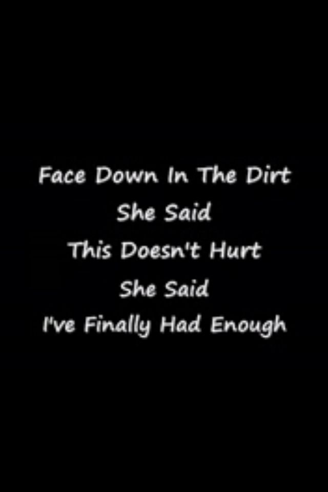 Face Down by The Red Jumpsuit Apparatus