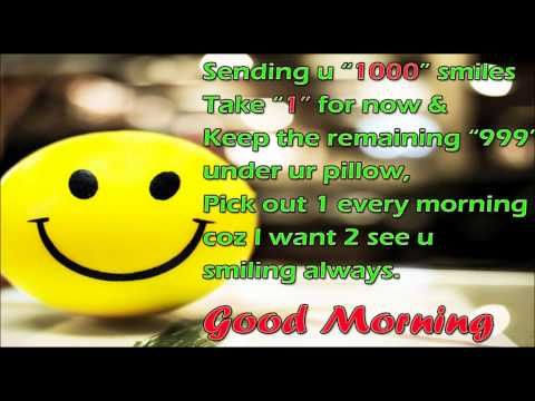 Good Morning Videos | Inspirational Good Morning Video message for Posit...