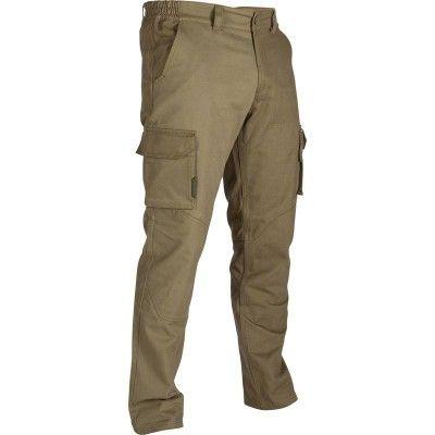 GROUPE 4 Chasse - Pantalon 520 vert SOLOGNAC - Vêtements de chasse