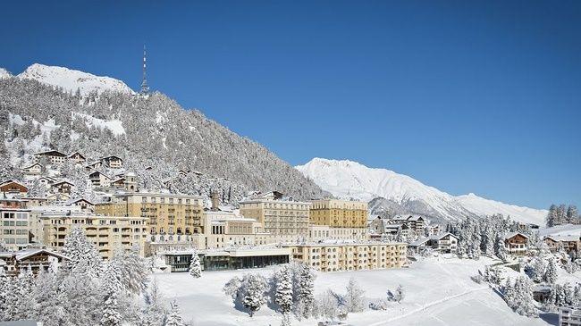 Kulm Hotel St. Moritz, St. Moritz - Zwitserland Toerisme