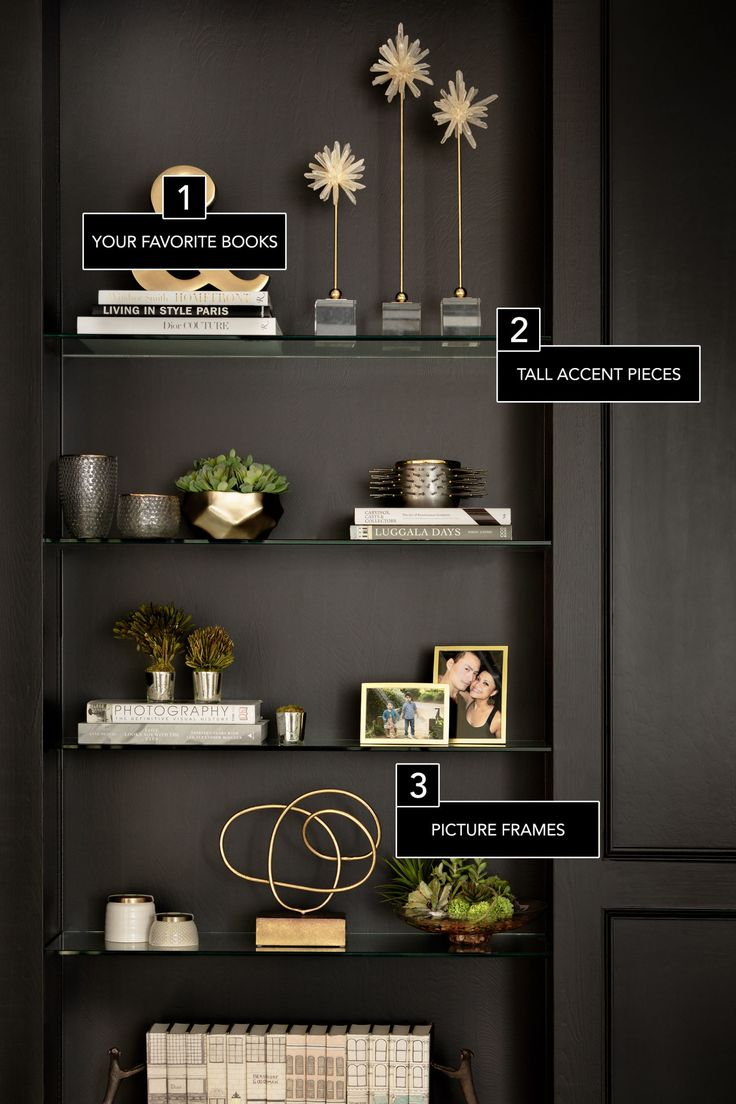 119 best Bookshelf Ideas images on Pinterest | For the ...