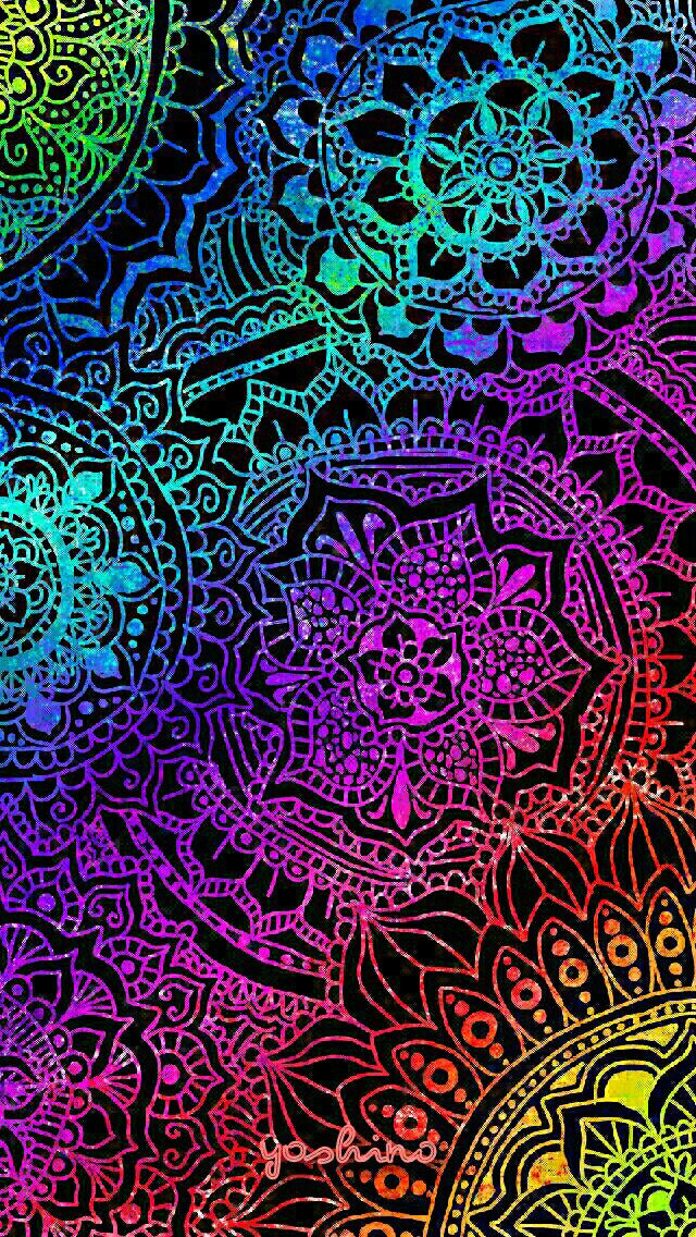 Cute Doodle Wallpaper For Iphone Pin De Jireh Sofia Penagos Guerrero En Mandalas Mandala