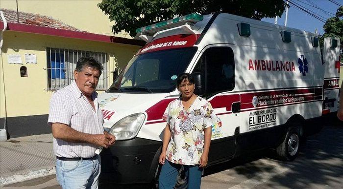 Ambulancia para el centro de salud: Fue refaccionada por la intendencia y piden que no la trasladen o utilicen para el hospital cabecera.
