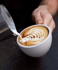 Making the perfect cup of #coffee with skill and Passion