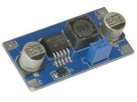 LM2596 Step Down Adjustable 1.5-37V DC/DC Converter