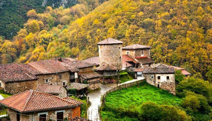 Bandujo, Proaza, Asturias - Spain