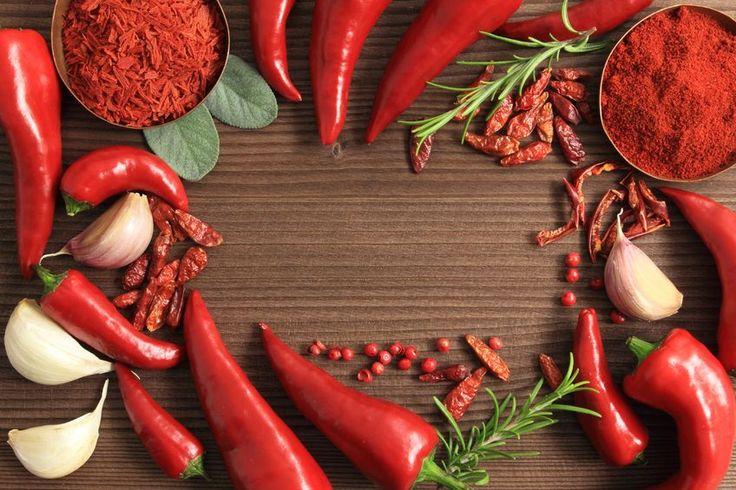 Paprika, chili, fokhagyma, fűszerek - PROAKTIVdirekt Életmód magazin és hírek - proaktivdirekt.com
