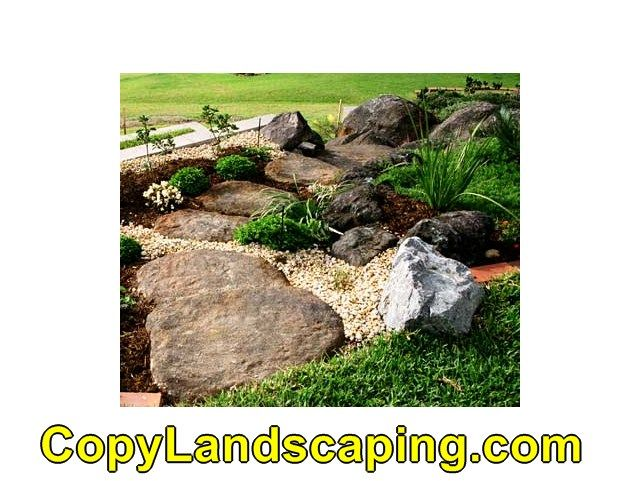 Nice tips  Landscaping With Rock Border