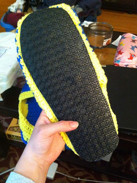 Slipper sole tutorial | Kniterly