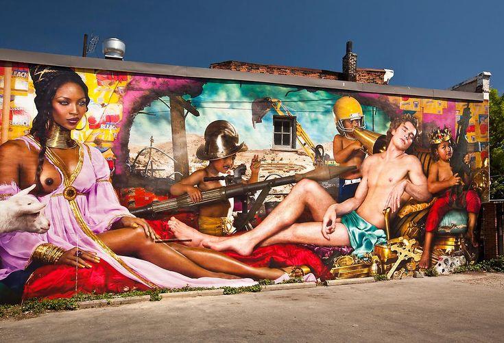 David LaChapelle ... de su website