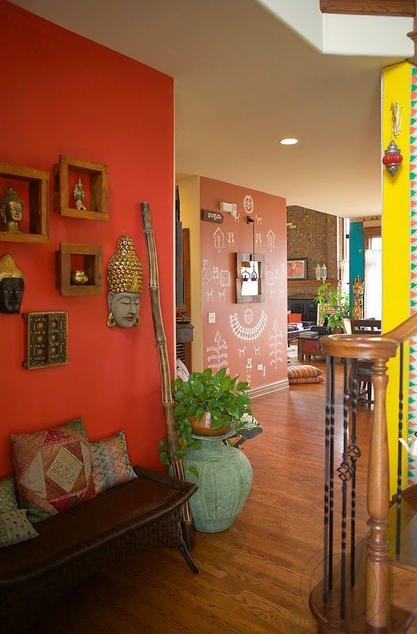 indian home design ideas. colors, cuisines and cultures inspired!: dvara -a fusion indian coffee table magazine an antique home tour design ideas