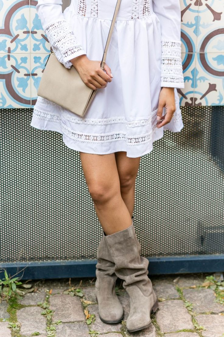 suede slouchy boots for fall under $150